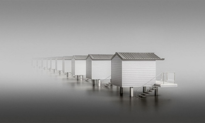 Победителем в любительской категории «Окружающя среда/Архитектура» стал британский фотограф Даррен Мур (Darren Moore).