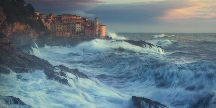4-е место в категории «Природа/Пейзаж» отдано итальянскому фотографу Паоло Лаззаротти (Paolo Lazzarotti).