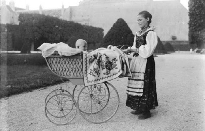 Повседневная жизнь европейцев в начале XX века.