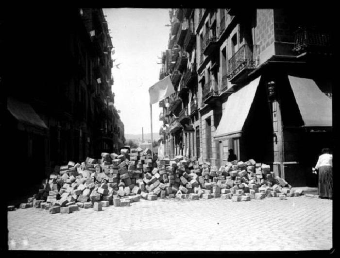 «Трагическая неделя». Испания, 1908 год.