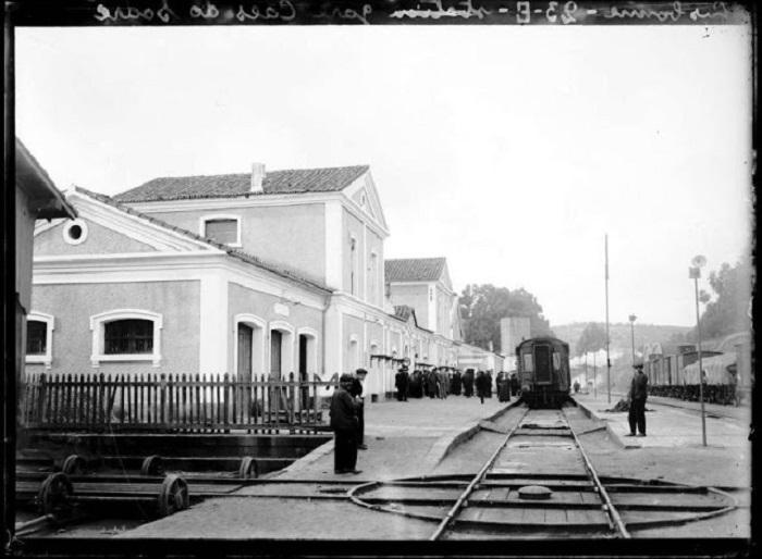 Португалия, Лиссабон, 1910 год.