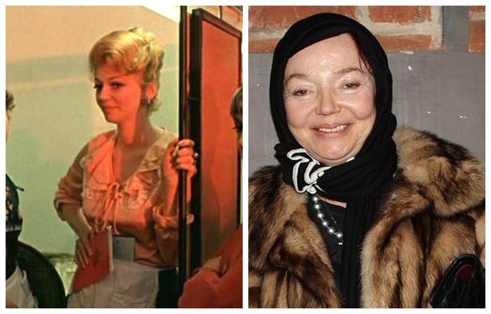Советская актриса Раиса Владимировна, дочка знаменитого актера Владимира Абрамовича Этуша была приглашена режиссером для съемок в картине на роль официантки ресторана.