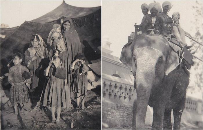Повседневная жизнь Индии в начале 1930-х годов.