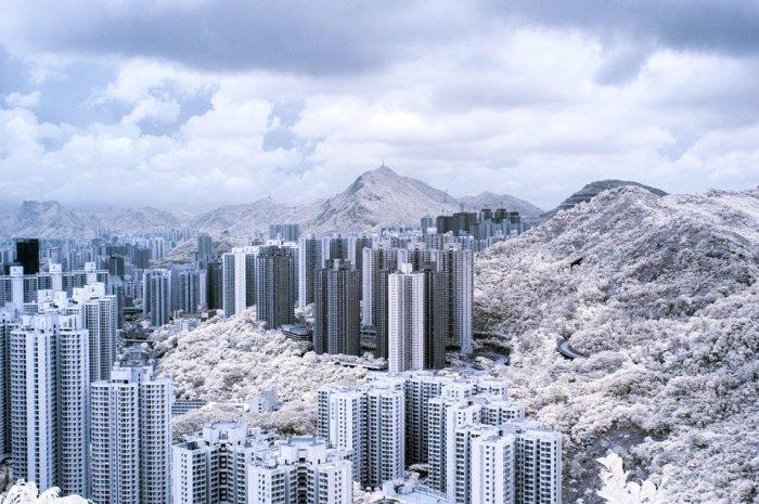 Фотограф Ян Тонг из Гонконга.