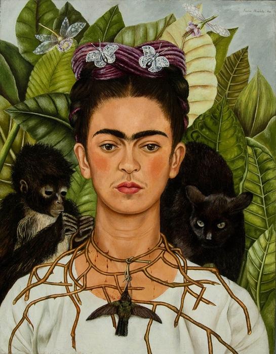 Из-за этой картины, наполненной множеством смысловых символов, Фриду Кало часто обвиняли в кощунстве.