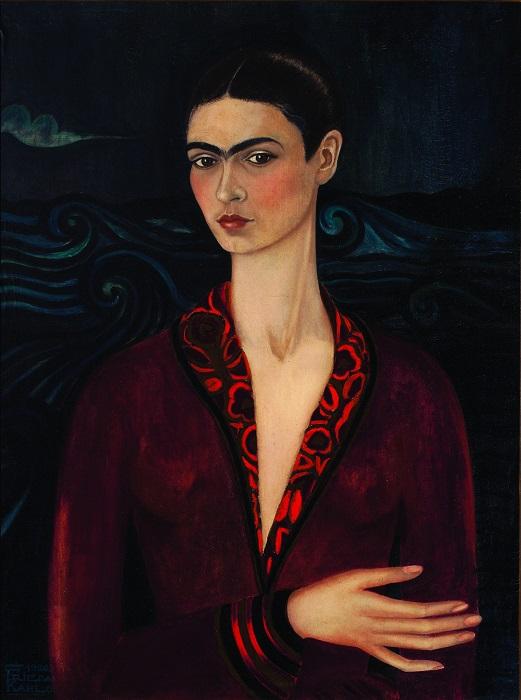 Мексиканская художница так часто рисовала себя, что ее прозвали «королевой автопортретов».