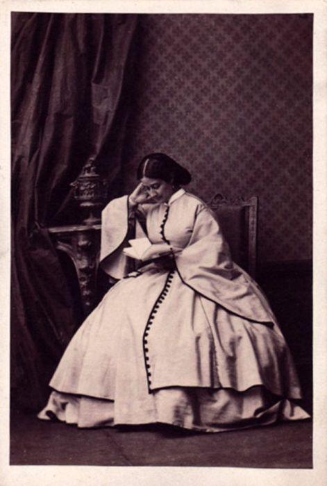 В 1860 году фотоателье Силви завоевало немалую известность, которая привлекала к французу клиентов из высших слоев лондонского общества.