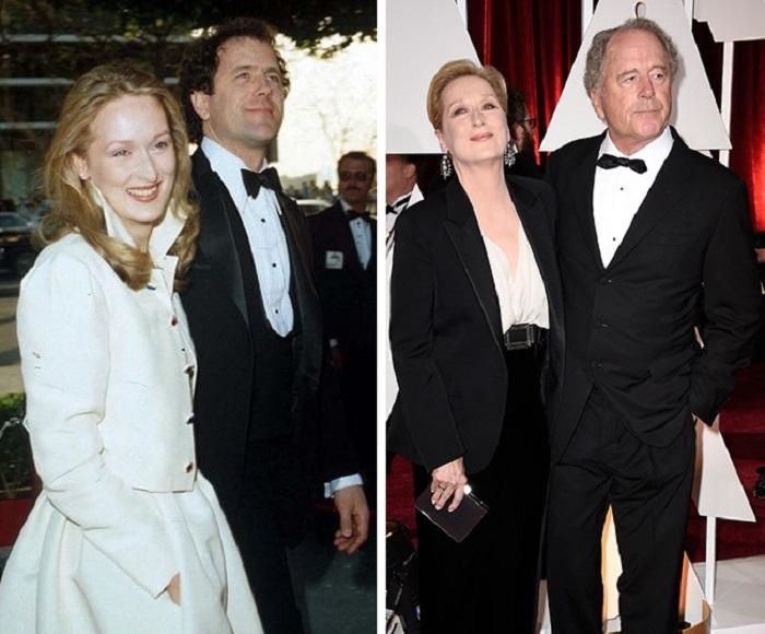 Архитектор Дон Гаммер и оскароносная актриса Мерил Стрип вот уже 37 лет счастливы в браке.