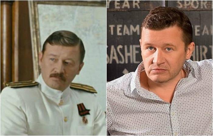 Актер снялся в роли Николая Константиновича Подгурского в художественном фильме «Адмиралъ», который занял второе место в кинопрокате 2008 года.