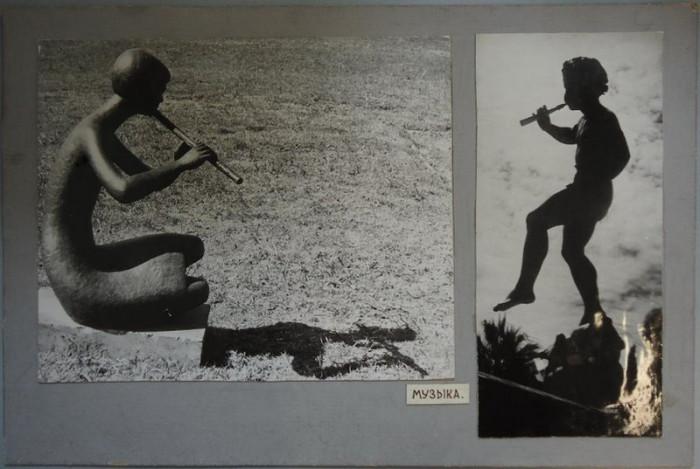 «Музыкальные» скульптуры, встреченные фотографом Георгием Аргиропуло во время одной из многочисленных экспедиций.