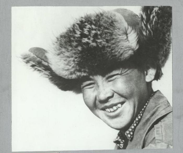 Снимок пастуха овец авторства Георгия Аргиропуло, сохранившийся в архиве Института этнографии и антропологии РАН