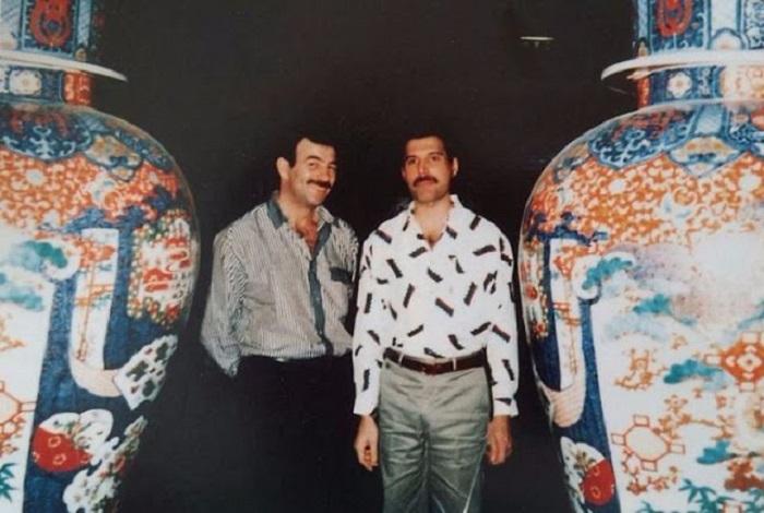 Знакомство Фредди Меркьюри с Джимом Хаттоном произошло в 1984 году.