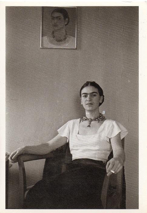 Фрида в отеле Барбизон Плаза, Нью-Йорк, 1931 год.