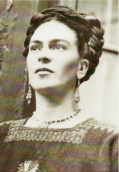 Фрида Кало считалась символом женской красоты по-мексикански.