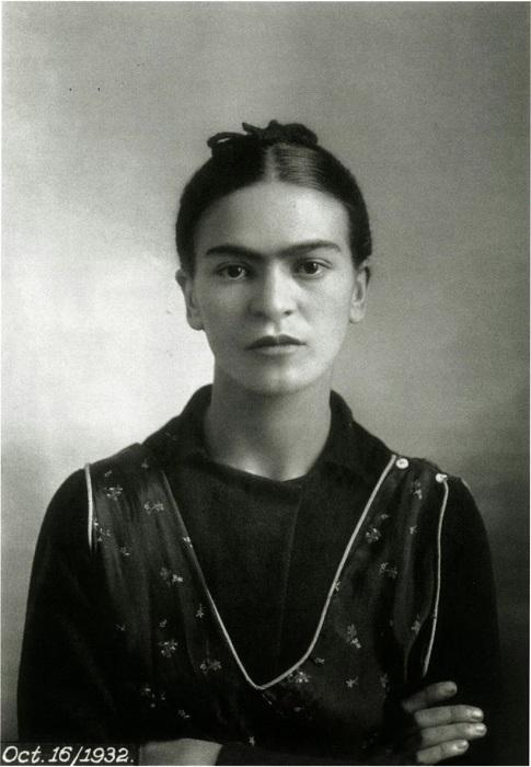 Особый взгляд Фриды Кало.