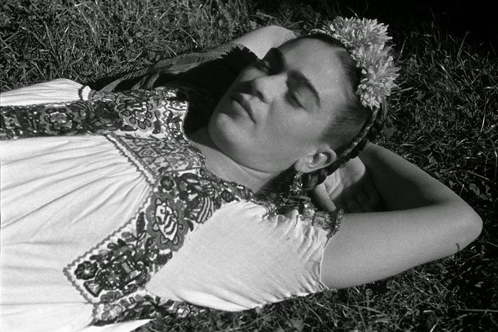Мексиканская художница Фрида Кало.