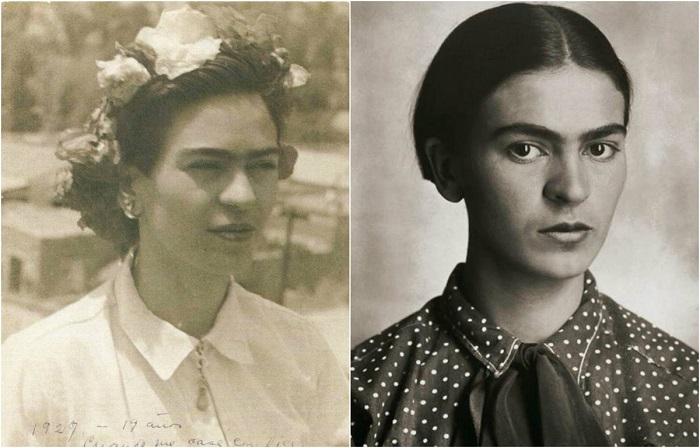 Документальные фотографии культовой художницы XX века.