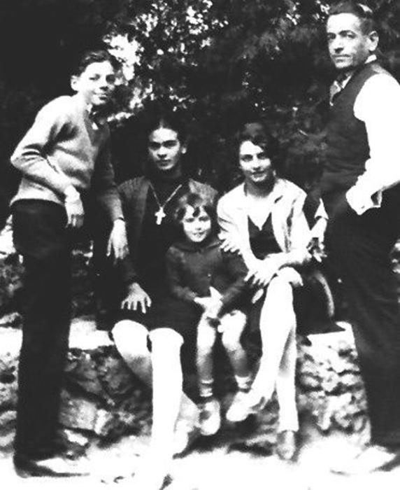 Фотография из семейного архива.