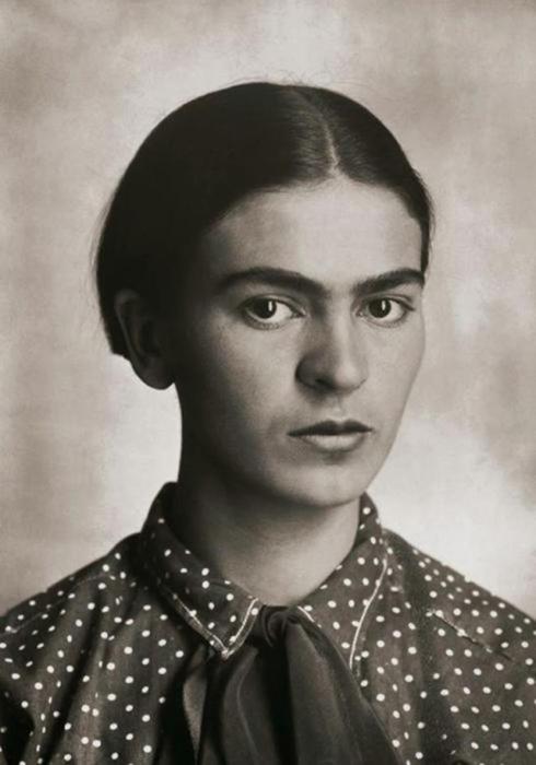 Фотография, сделанная Гильермо Кало, 1926 год.