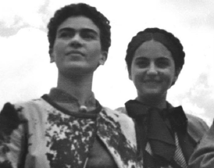 Фрида и Кристина.
