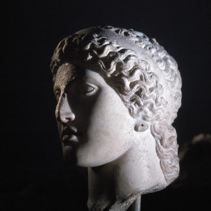 Национальный археологический музей. Афины, V век до нашей эры.