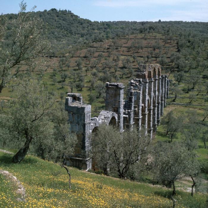 Один из наиболее важных римских памятников в Средиземноморье.