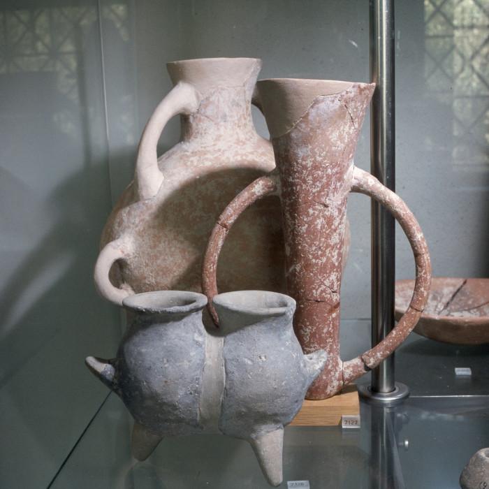 Керамика Полиохни II, третье тысячелетие до н.э.