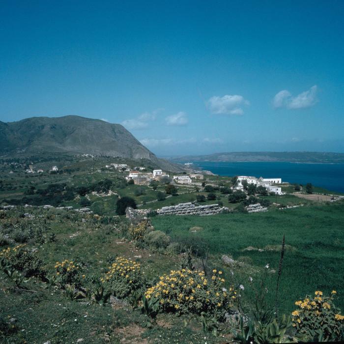 Залив Суда. Остров Крит.