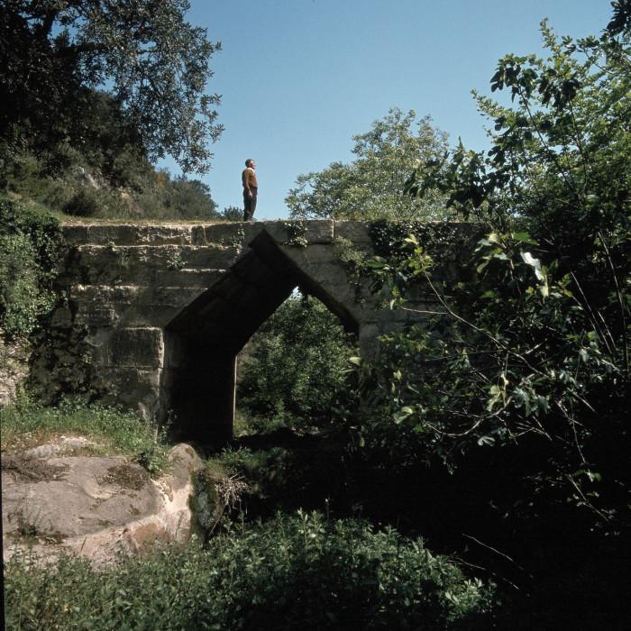 Древний город Элефтерна, строительство моста датировано 2 веком до н.э.