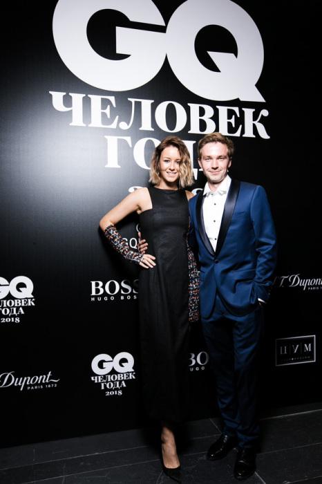 Александр Петров - победитель премии «Человек года – 2018» по версии журнала GQ в номинации «Актер года 2018».