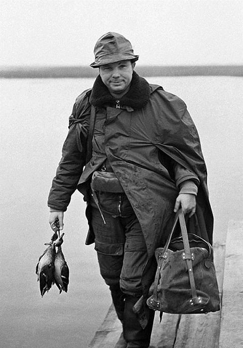 Удачная охота на уток, осень 1966 года.