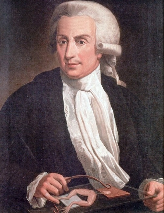 Луиджи Гальвани (Luigi Galvani) — итальянский врач, анатом, физиолог и физик.