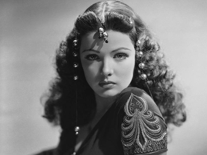 «Золотая девушка Голливуда» 40-х годов, американская актриса, номинантка на премию «Оскар». /Фото: chtoby-pomnili.net