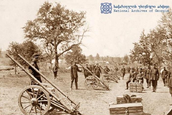 Турецкая армейская артиллерия оказалась слабее русской.