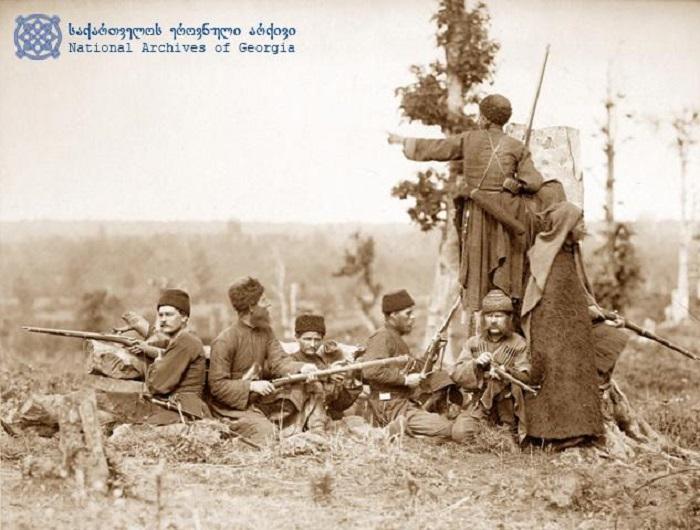 Их боялись черкесы, татары и турки, они наводили страх на европейские армии, а военачальники восхищались их изобретательностью и отвагой.