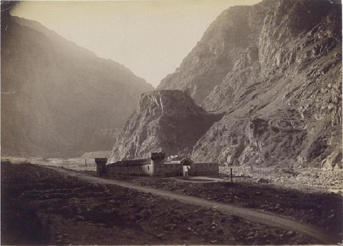 Военно-Грузинская дорога, Грузия 1846-1916 годы.