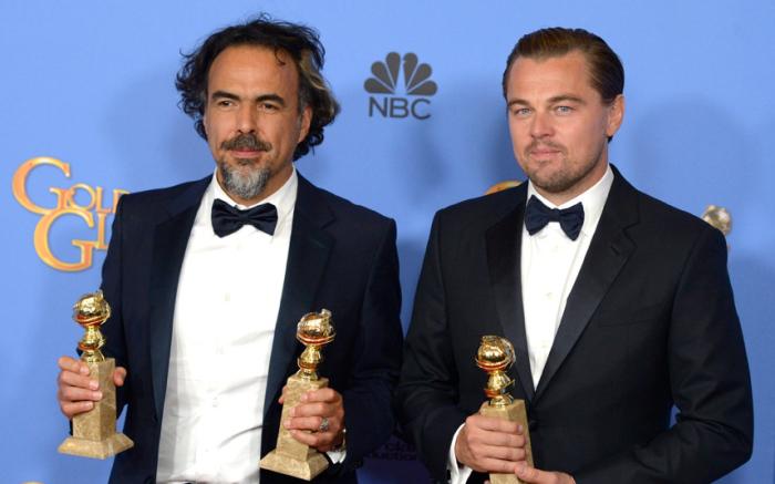 Победа в категории «Лучшая режиссура» - фильм «Выживший».