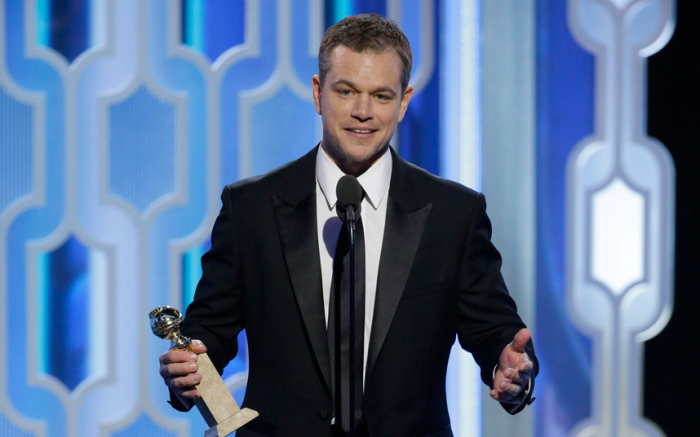 «Лучший актёр в комедии или мюзикле» за роль Марка Уотни в фильме «Марсианин».