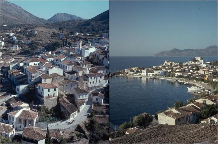 Греция в 1960-х годах.