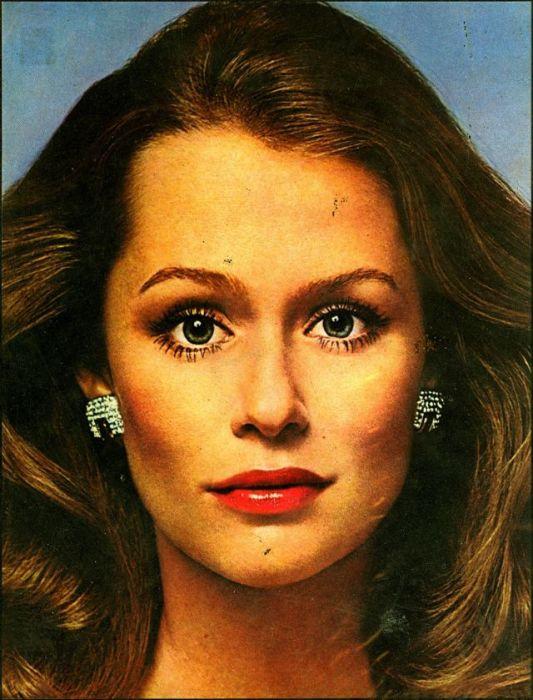 Лорен Хаттон, 1973 год.