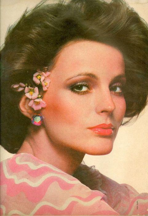 Энн Холбрук, 1976 год.