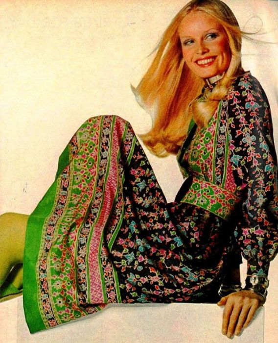 Гунилла Линдблад, 1971 год.