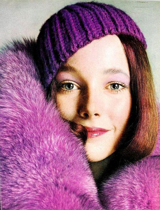 Люси Энгл, 1971 год.
