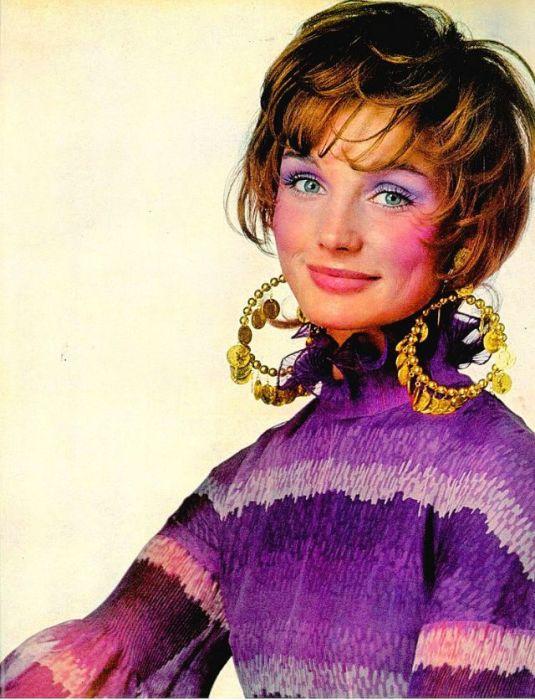 Тереза Болин, 1971 год.