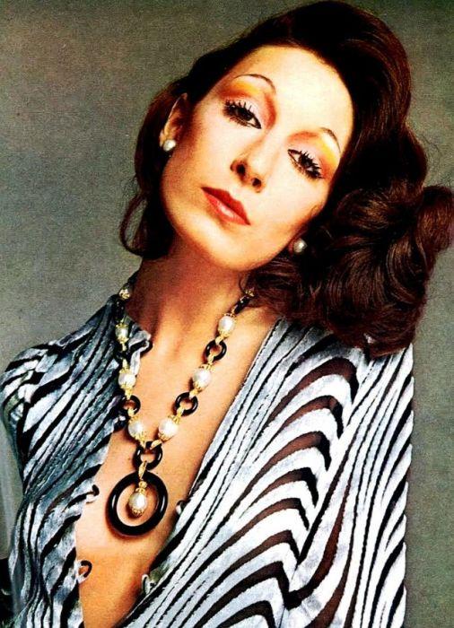 Анжелика Хьюстон, 1972 год.