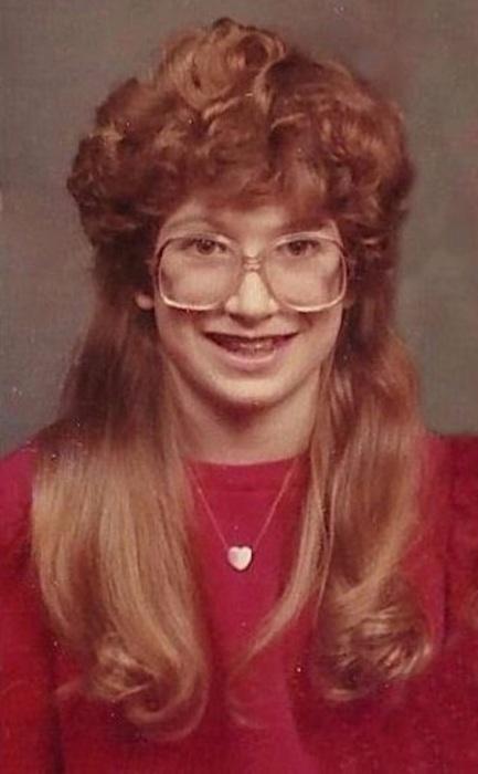 Маллет – практически самая популярная стрижка 1980-х годов.