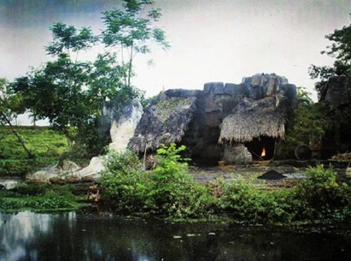 Одна из старейших деревень в пригороде Ханоя.