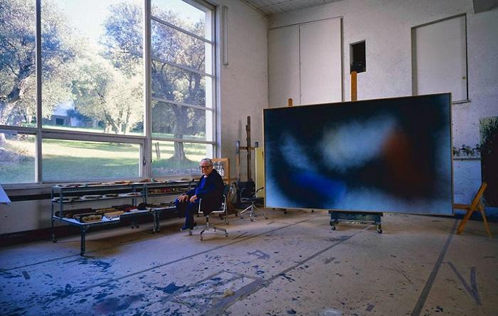 Студия французского художника Парижской школы.