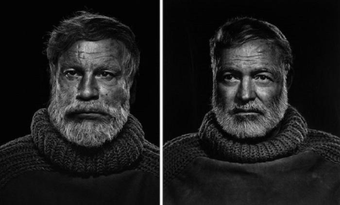 Портреты: 1957 - 2014 годы.