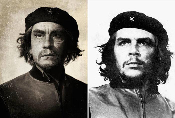 Портреты: 1960 - 2014 годы.
